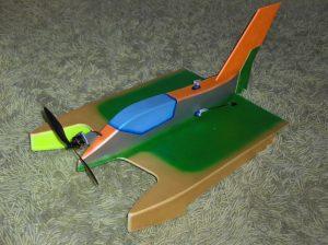 RCPowers F1 Hydrofoam